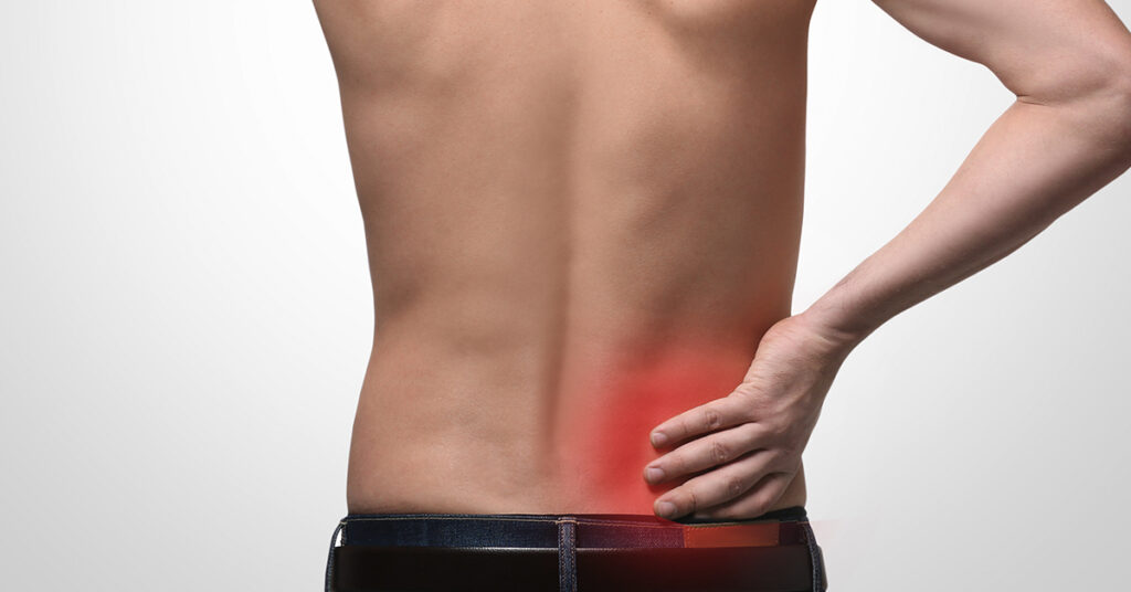 reduce back pain