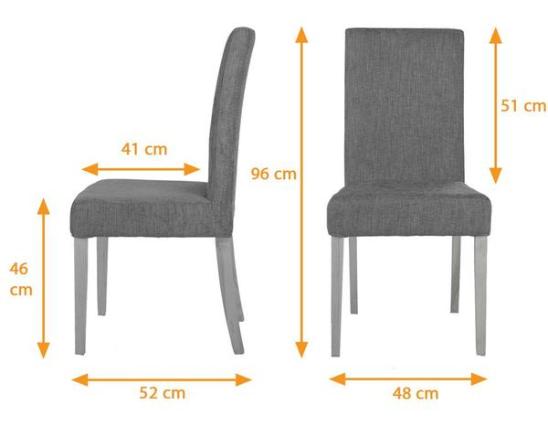 Dining Room Chair Measurement