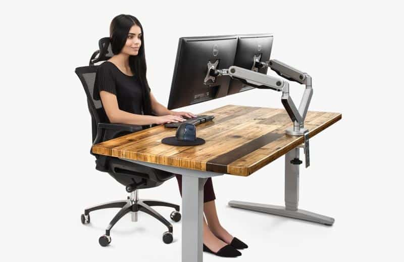 Measure the distance office chair and desk - How To Raise Office Chair Without Lever Very Easy Method - ChairPicks