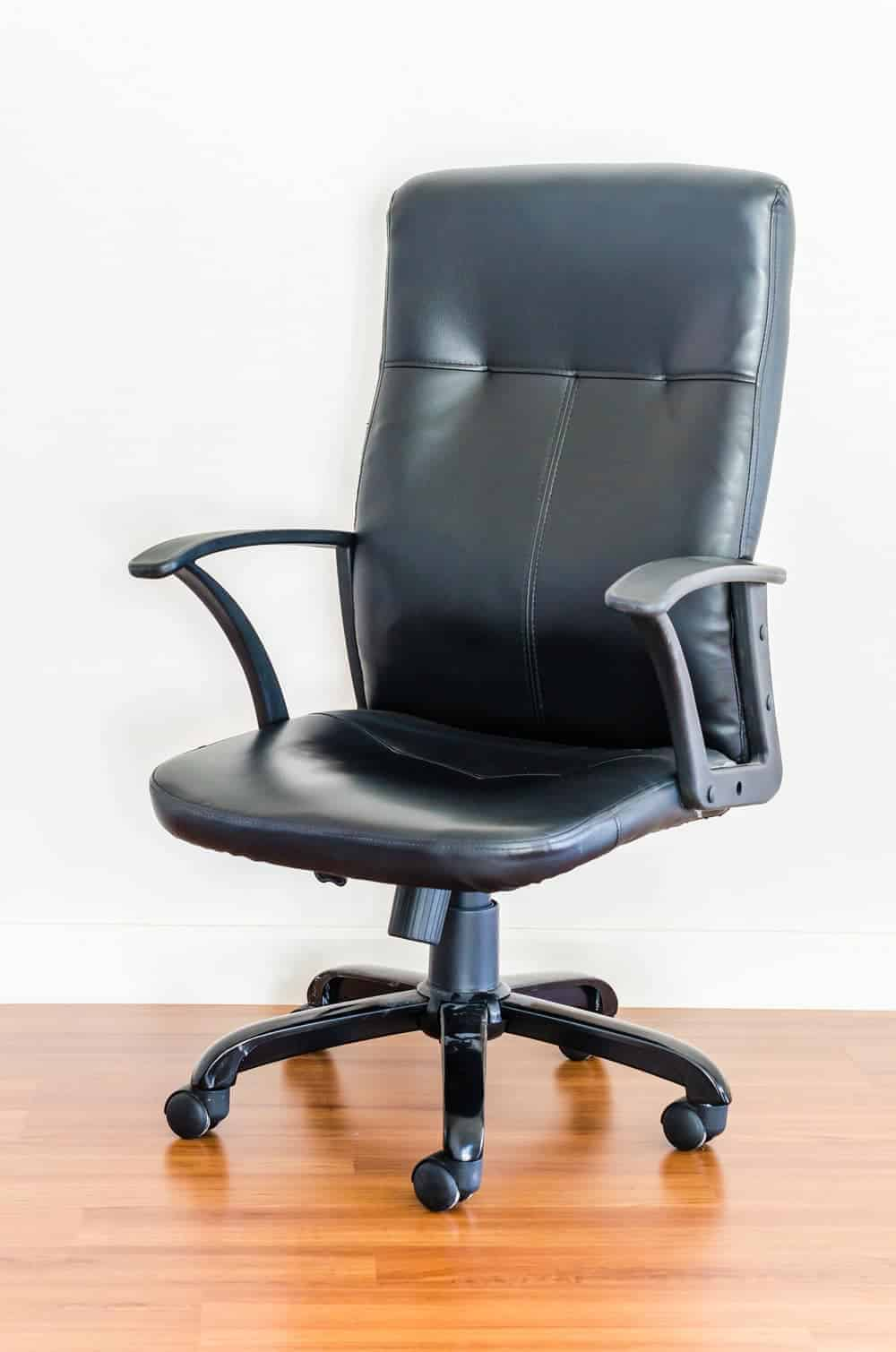 raise office chair without lever easy steps