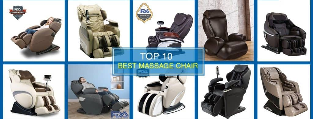 Buying Guide for Massage Chairs
