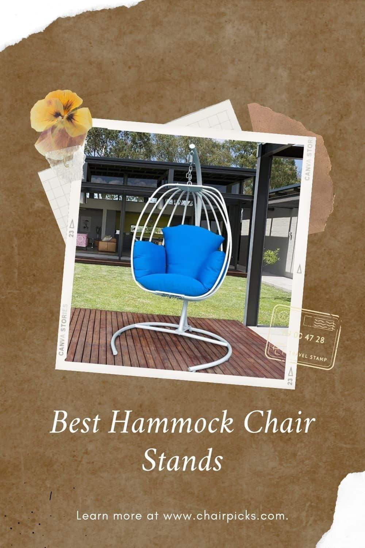 Best Hammock Chair Stands