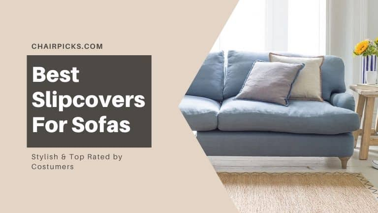 Best Slipcovers For Sofas & Couches